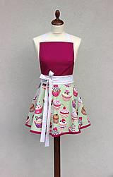 Iné oblečenie - zástera Lally - 8394015_