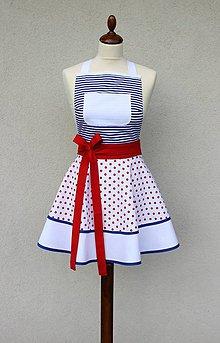 Iné oblečenie - zástera Naty 2 - 8393793_