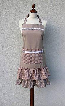 Iné oblečenie - zástera Emily - 8393957_
