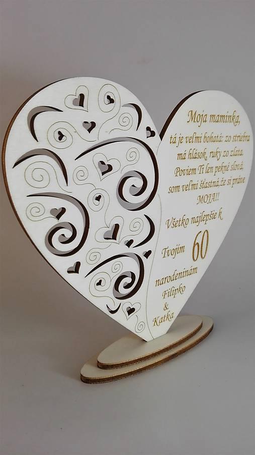 46b0a6693 Drevené srdce výrez / svadobkajuvi - SAShE.sk - Handmade Dekorácie