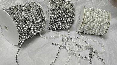 Korálky - Dekoračné perličky - 8393523_