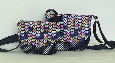 Detské tašky - Kabelka č.1         20 x 16 x 5 cm - 8393186_