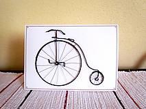obrázok - pohľadnica* 20,5 cm