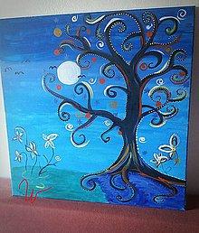 Obrazy - Strom nádeje - 8397412_