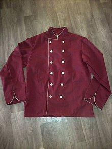 Oblečenie - Kuchársky rondon - 8396897_
