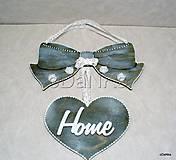 Tabuľky - tabuľka Home II. - 8397653_