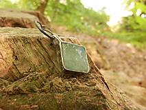 - Lesné okienko (smaragdový kalcit) - 8395957_