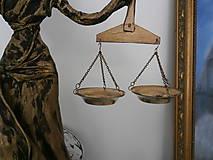 Sochy - Bohyňa spravodlivosti, alebo Justícia - 8395617_