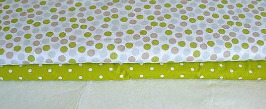 Textil - Látka bodkovaná  14 mm - 8397935_