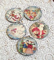 Dekorácie - Vianočné ozdoby - 8397207_