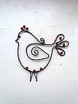 Dekorácie - holúbok tradičný - 8397908_