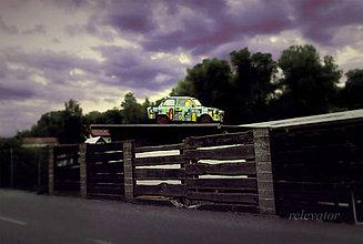 Fotografie - Netradičné parkovanie - 8397537_