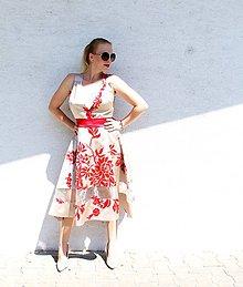 Šaty - Barbora Balúchová pre GK-design - 8398650_