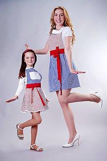 Detské oblečenie - detská zásterka Naty - 8400613_