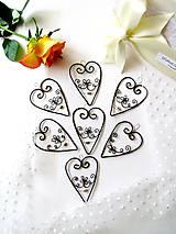 Darčeky pre svadobčanov - svadobné zlaté - 8398942_