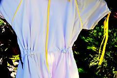 Detské oblečenie - Folk šaty pre dievčatká - 8402583_