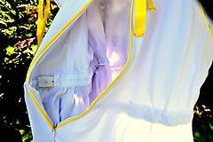 Detské oblečenie - Folk šaty pre dievčatká - 8402673_