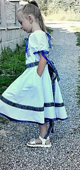 Detské oblečenie - Malé slovenské parádnice - 8402734_
