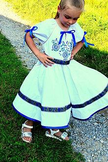 Detské oblečenie - Malé slovenské parádnice - 8402722_