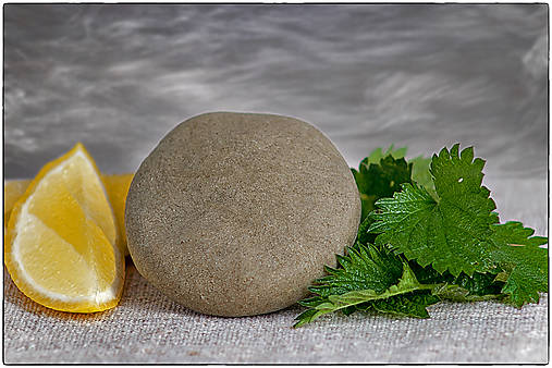 Šampónový kameň - Žihľavový s citrónovou šťavou