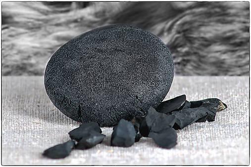 Šampónový kameň - Šungitový