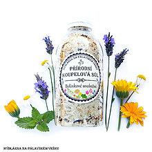 Drogéria - Koupelová sůl Bylinkové uvolnění - 8402721_