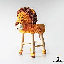 Úžitkový textil - Lev Leo - 8404349_
