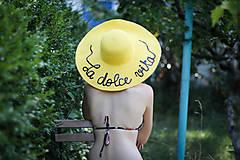 Čiapky - La dolce vita - 8403534_