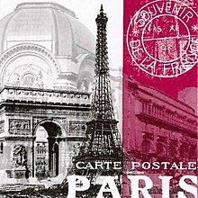Papier - Paríž - 8403583_
