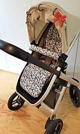 Detské súpravy - Trojset na Neonato či iný kočík - 8406345_