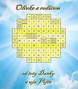 Grafika - Krížovka s ľubovoľným motívom - 8407183_
