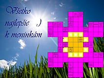 Grafika - Krížovka s ľubovoľným motívom - 8407185_