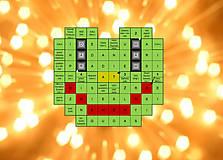 Grafika - Krížovka s ľubovoľným motívom - 8407186_