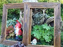 Rámiky - Rám na obrazy so starého dreva