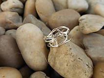 Prstene - Srdce k srdcu - 8405178_