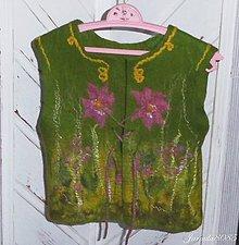 Detské oblečenie - Detská vestička - 8406537_