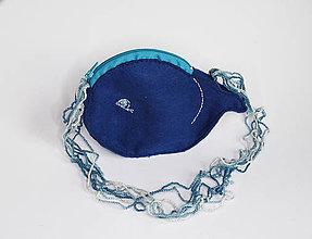 Detské tašky - Veľryba malá - taška pre dievčatko - 8405061_
