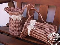 Košíky - Džbánik 17x25 - 8408790_