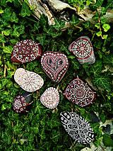 """Dekorácie - MANDALA """"Mandalka Lásky"""" energetický feng shui kameň - 8408039_"""