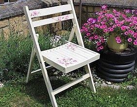 Nábytok - záhradná stolička - 8407468_