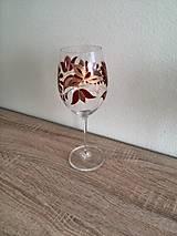 Nádoby - Pohár na víno červený 2 - 8407378_