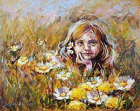 Obrazy - Poézia leta - 8408443_