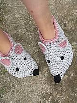Topánočky - Detská myš - 8409347_