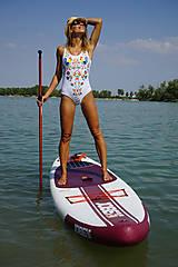 Bielizeň/Plavky - Kohútik Jarabý - celé plavky - 8408992_