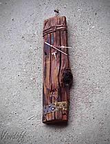 Hodiny - Hodiny nástenné rustic6 - 8409780_