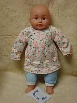 Detské oblečenie - Detský pletený svetrík - 8411345_