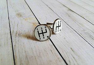 Šperky - Manžetové gombíky - 8412558_