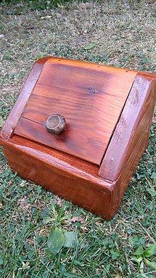 Krabičky - truhlička - 8411147_