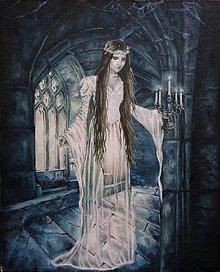 Obrazy - The Ventian Fairy - 8409980_
