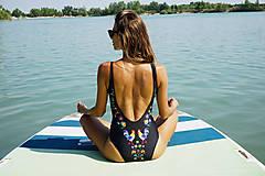Bielizeň/Plavky - Kohútik Jarabý - celé plavky - 8411166_